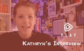 Watch Kathryn's Interview!